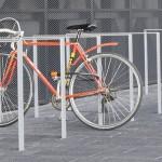 fiets balustrade
